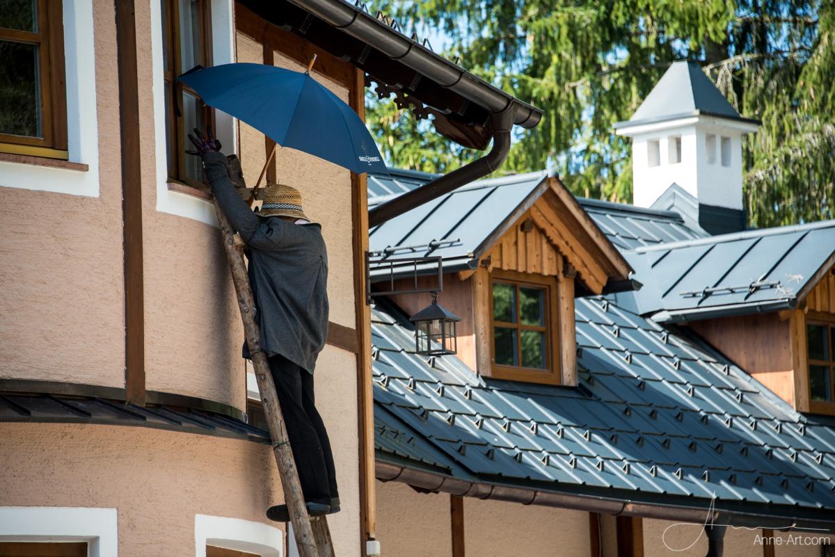 Bauernherbst Fuschlseeregion, Fensterln